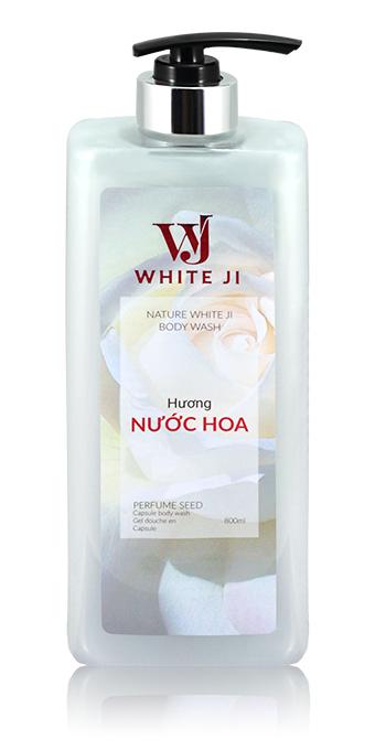 WHITE JI Hương Nước Hoa 400ml
