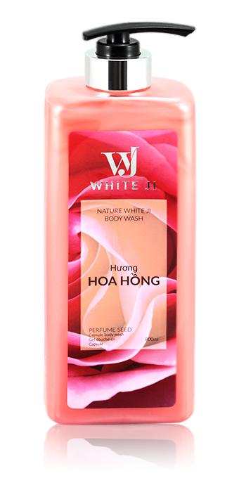 WHITE JI Hương Hoa Hồng 400ml