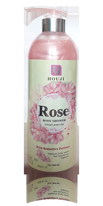 Sữa tắm trắng da Rose HouJi